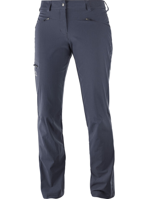 Salomon W's Wayfarer Pants Regular graphite